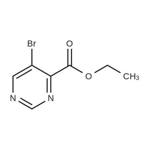 Ethyl 5-bromopyrimidine-4-carboxylate