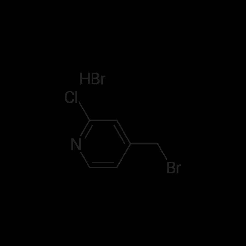 4-(Bromomethyl)-2-chloropyridine hydrobromide