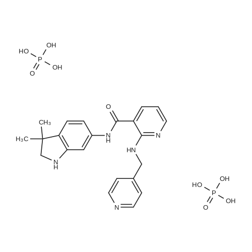 Motesanib Diphosphate