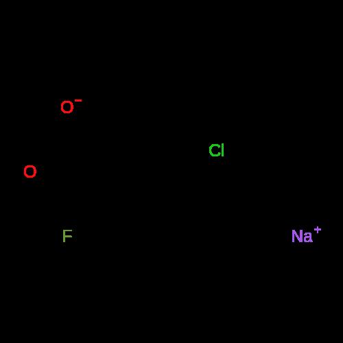 Sodium 5-chloro-2-fluorobenzoate