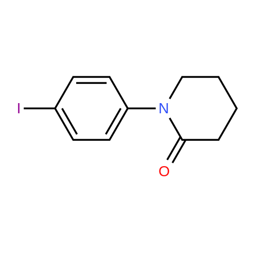1-(4-Iodophenyl)piperidin-2-one