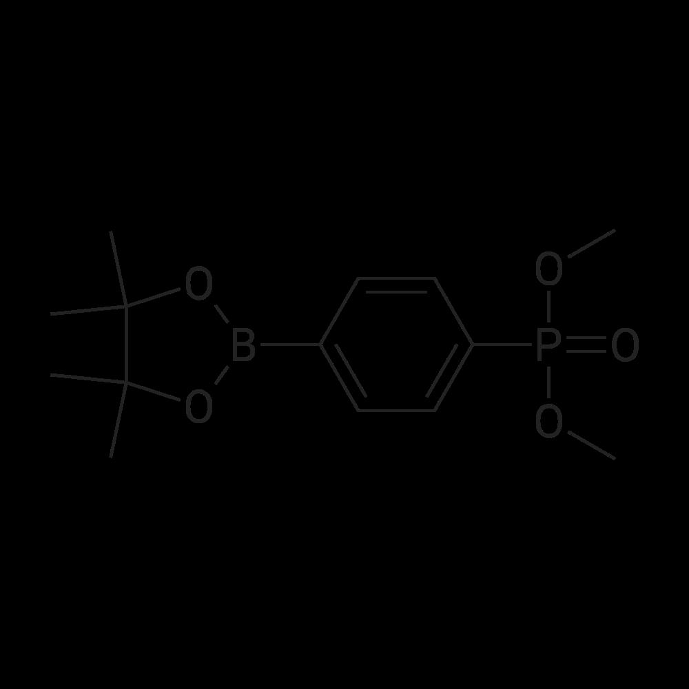 Dimethyl (4-(4,4,5,5-tetramethyl-1,3,2-dioxaborolan-2-yl)phenyl)phosphonate