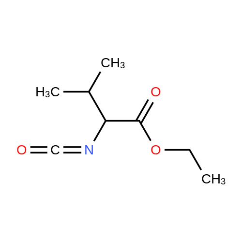 Ethyl 2-isocyanato-3-methylbutanoate