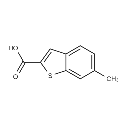 6-Methylbenzo[b]thiophene-2-carboxylic acid
