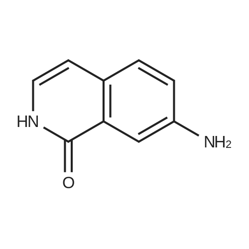 7-Aminoisoquinolin-1(2H)-one