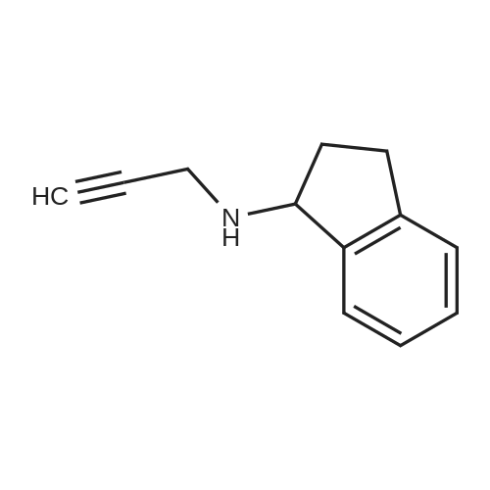N-(2-Propynyl)-2,3-dihydroinden-1-amine