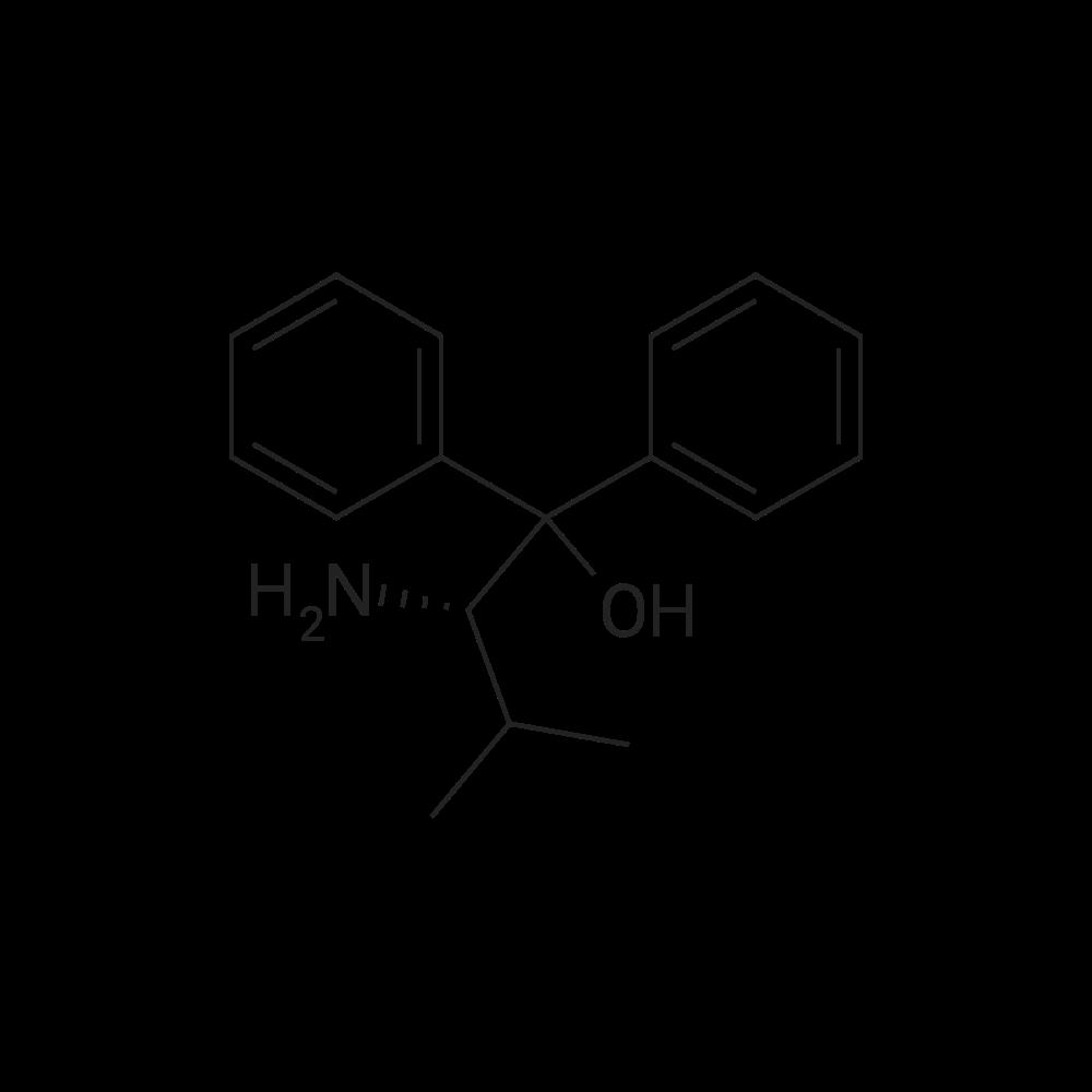 S-2-Amino-3-methyl-1,1-diphenylbutan-1-ol