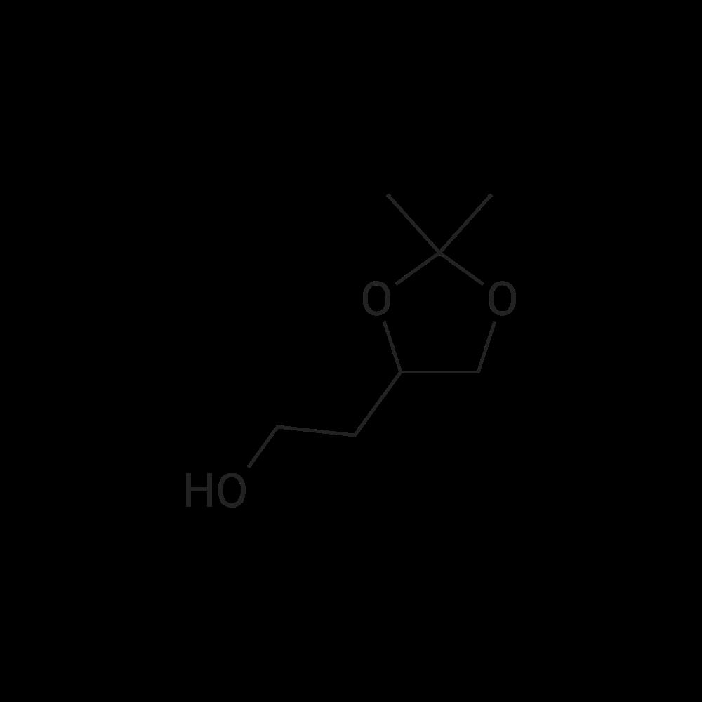 2-(2,2-Dimethyl-1,3-dioxolan-4-yl)ethanol