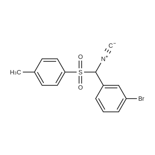 1-Bromo-3-(isocyano(tosyl)methyl)benzene