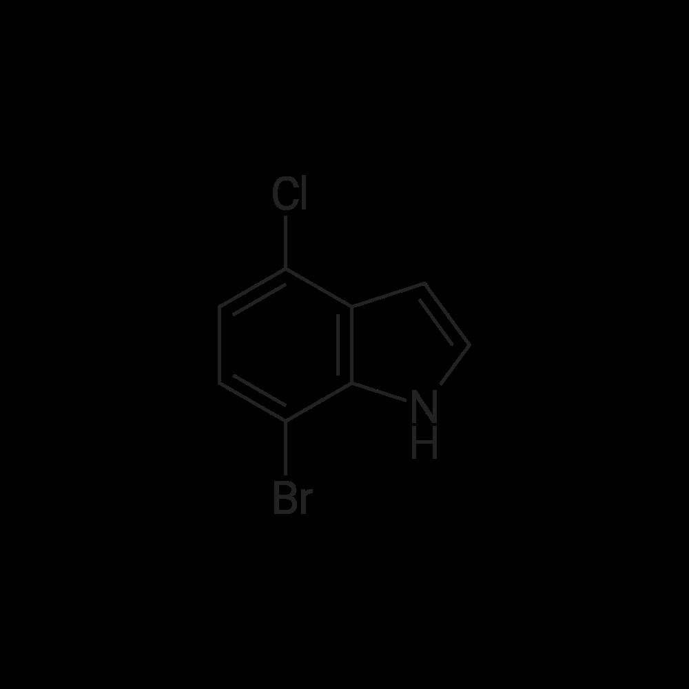 7-Bromo-4-chloro-1H-indole