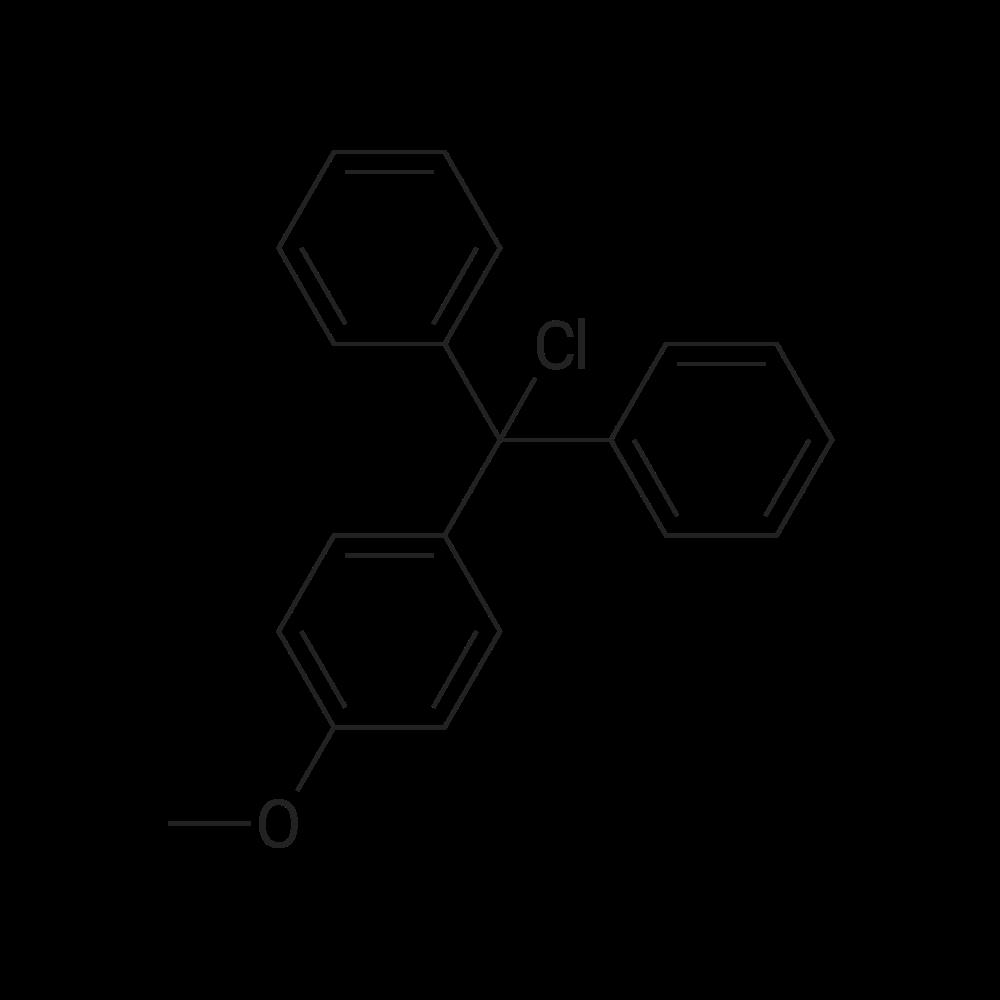 (Chloro(4-methoxyphenyl)methylene)dibenzene