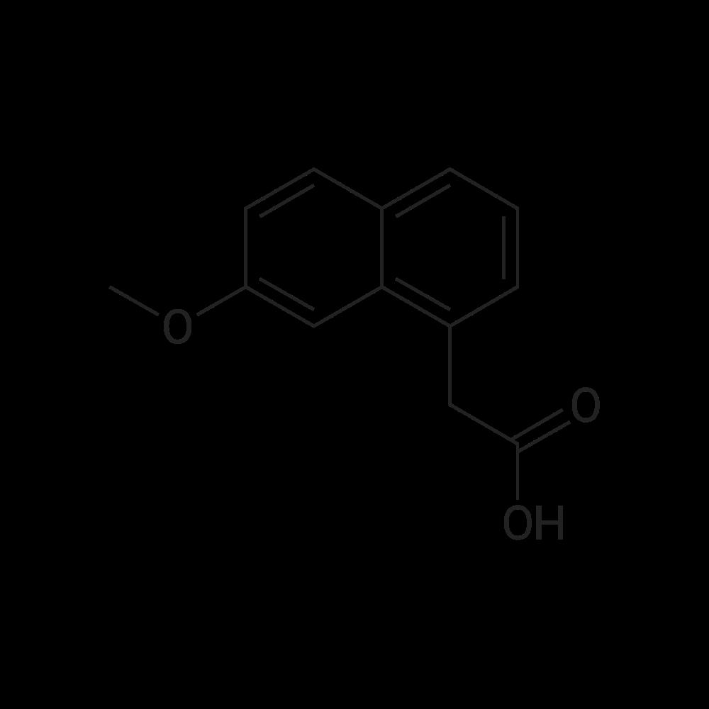 2-(7-Methoxynaphthalen-1-yl)acetic acid