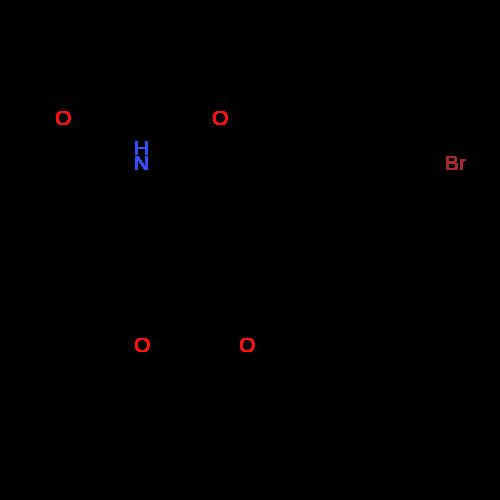 N-(7-(4-Bromobenzoyl)-2,3-dihydrobenzo[b][1,4]dioxin-6-yl)acetamide