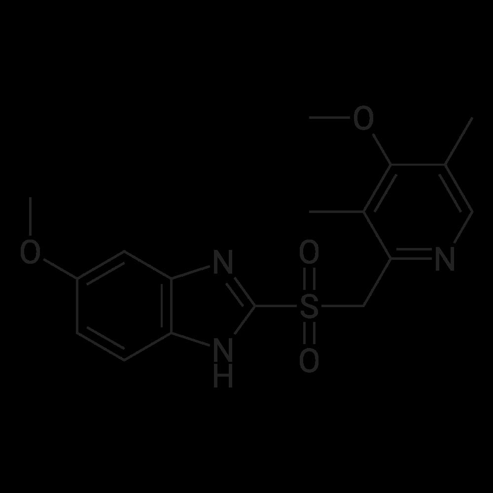 Omeprazole metabolite Omeprazole sulfone