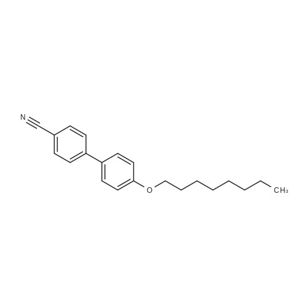 4'-Octyloxy-[1,1'-biphenyl]-4-carbonitrile