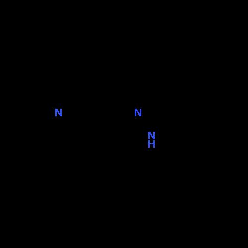 1-Methyl-4-(2-phenylhydrazono)piperidine
