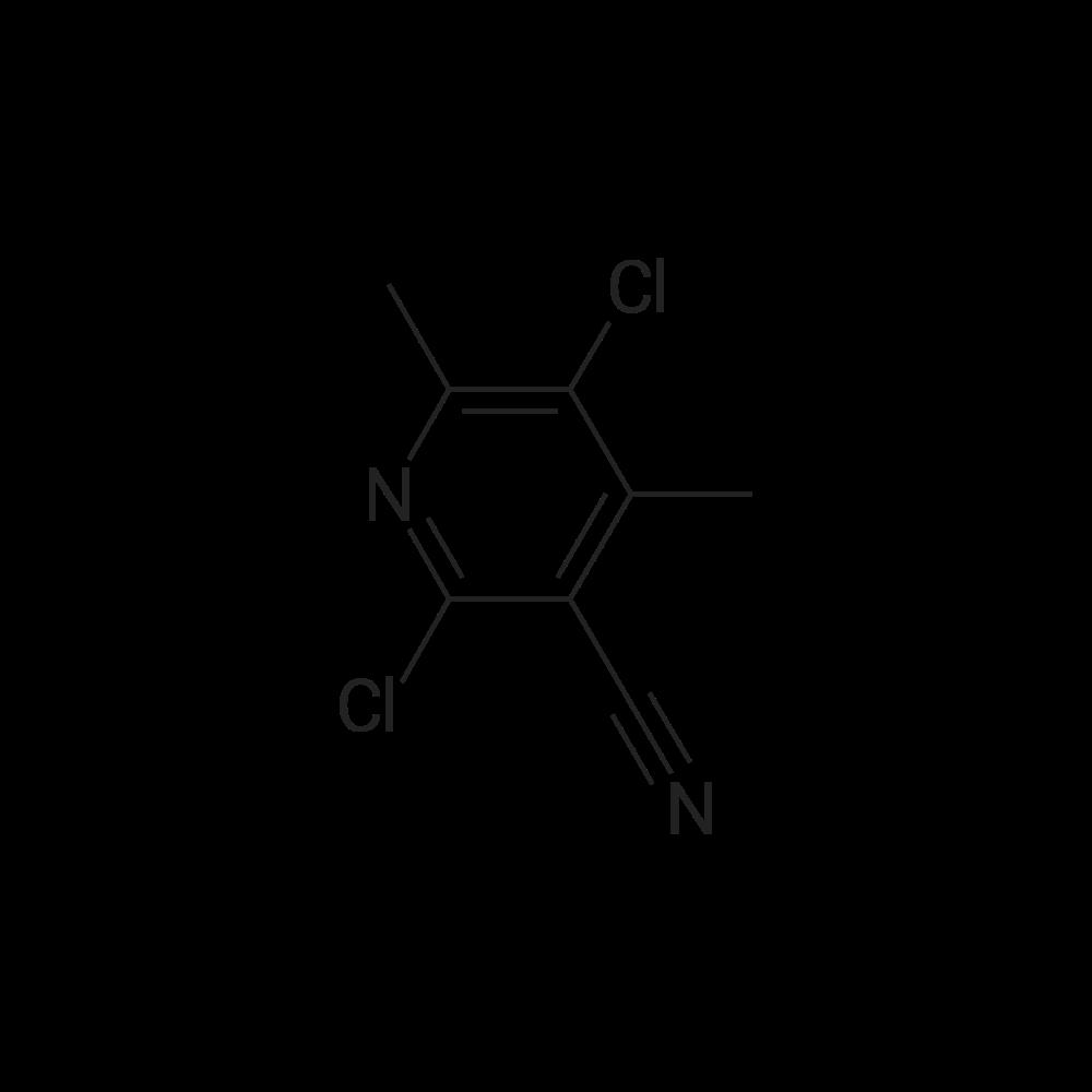 2,5-Dichloro-4,6-dimethylnicotinonitrile
