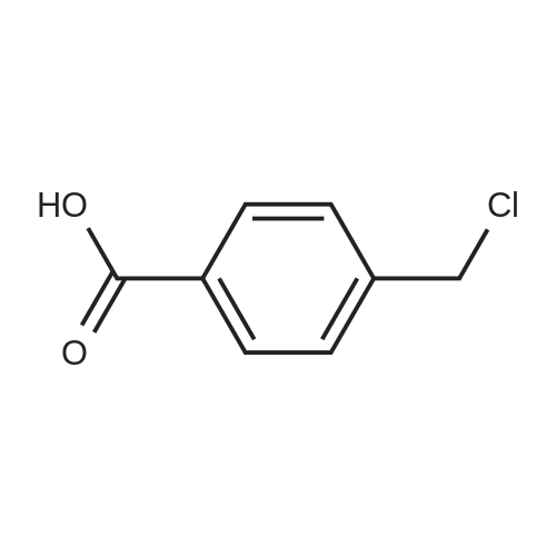 4-(Chloromethyl)benzoic acid