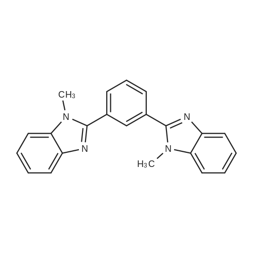 1,3-Bis(1-methyl-1H-benzo[d]imidazol-2-yl)benzene