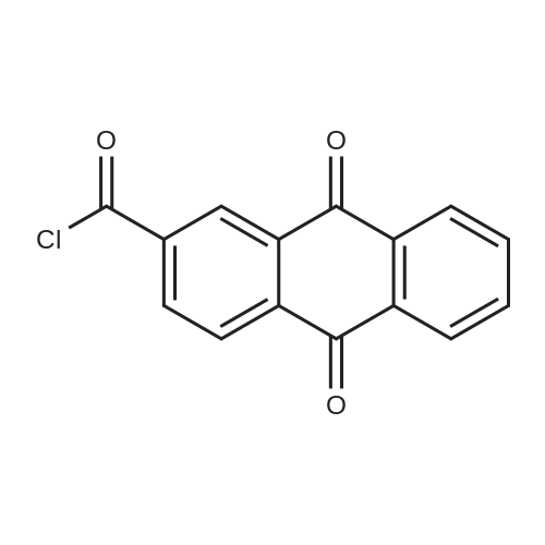 9,10-Dioxo-9,10-dihydroanthracene-2-carbonyl chloride