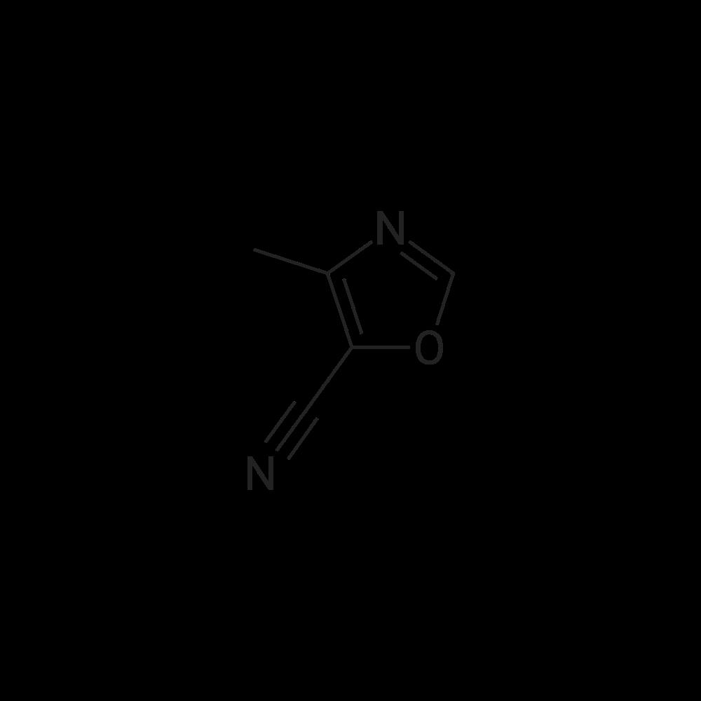4-Methyloxazole-5-carbonitrile