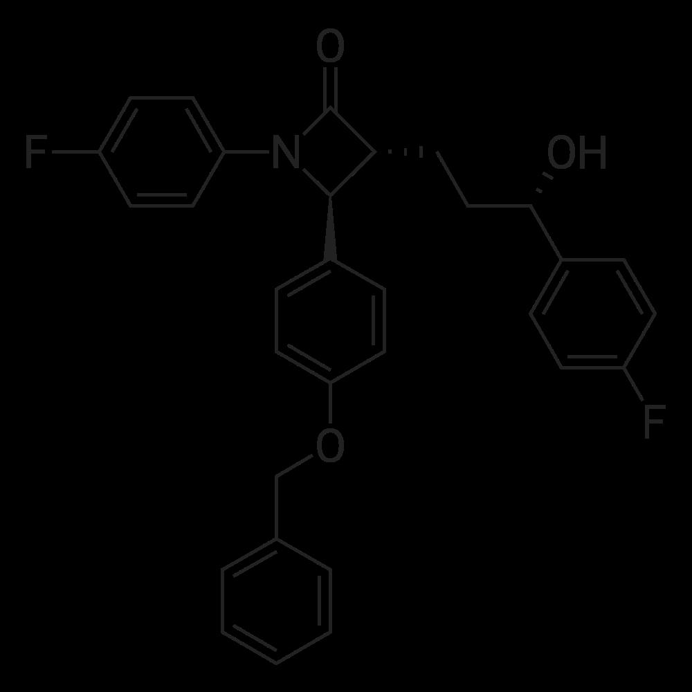 (3R,4S)-4-(4-(Benzyloxy)phenyl)-1-(4-fluorophenyl)-3-((S)-3-(4-fluorophenyl)-3-hydroxypropyl)azetidin-2-one