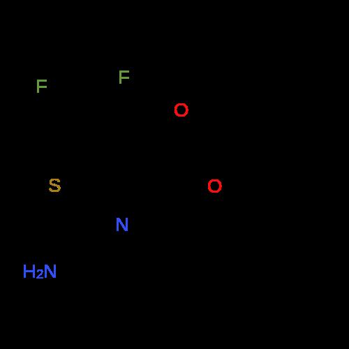 Ethyl 2-amino-5-(difluoromethyl)thiazole-4-carboxylate