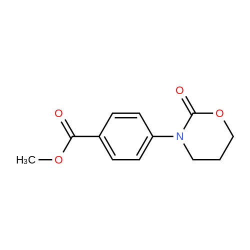 Methyl 4-(2-oxo-1,3-oxazinan-3-yl)benzoate