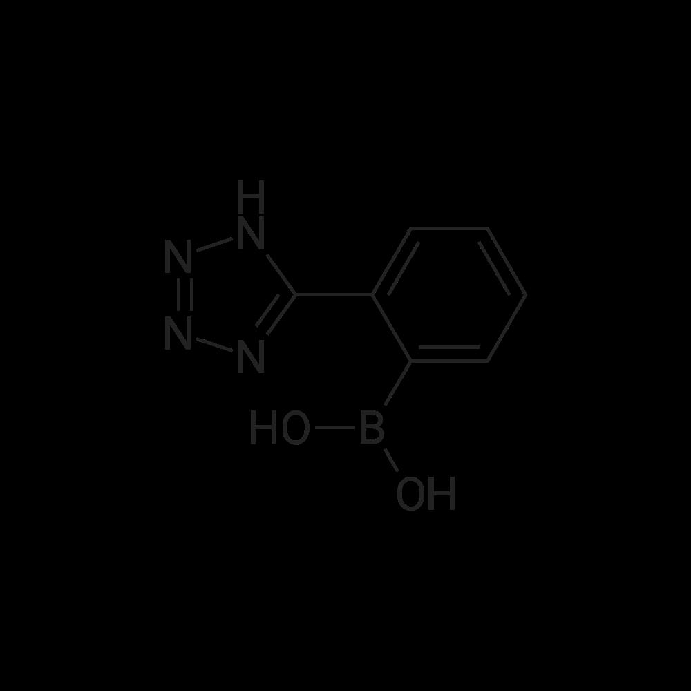 (2-(1H-Tetrazol-5-yl)phenyl)boronic acid