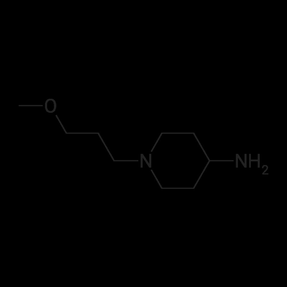 1-(3-Methoxypropyl)piperidin-4-amine