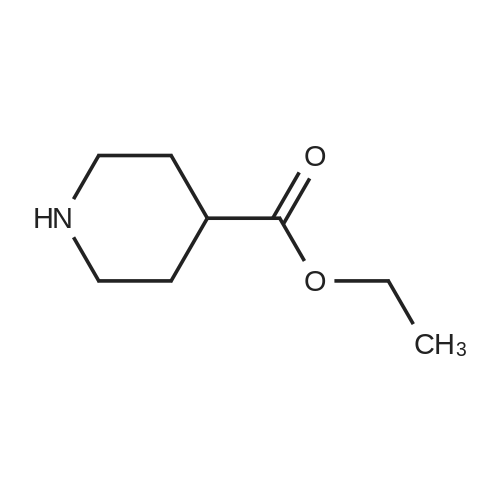 Ethyl piperidine-4-carboxylate