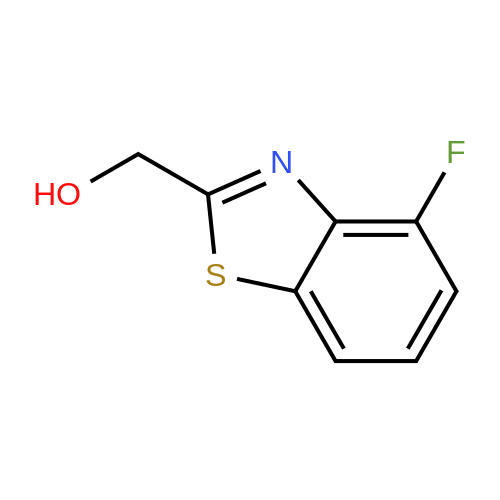 (4-Fluorobenzo[d]thiazol-2-yl)methanol