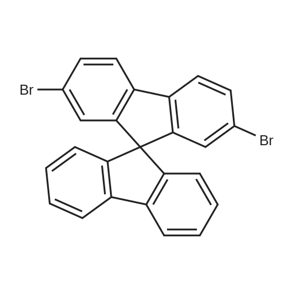 2,7-Dibromo-9,9'-spirobifluorene