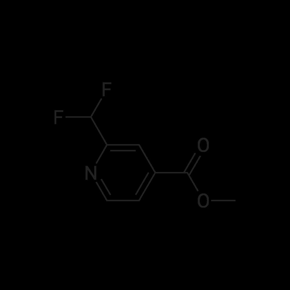 Methyl 2-(difluoromethyl)isonicotinate