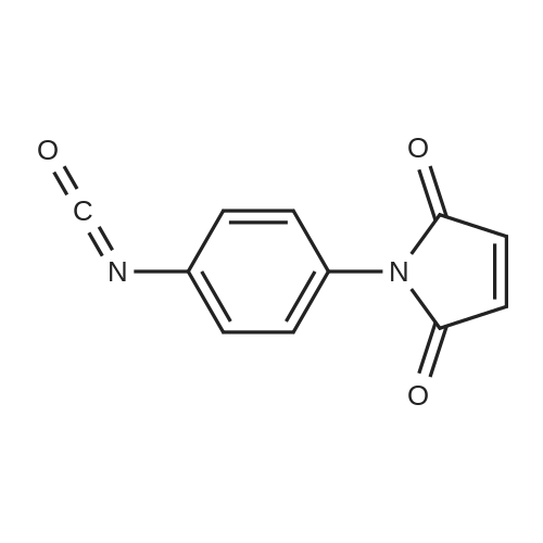 4-(Maleinimido)phenyl isocyanate
