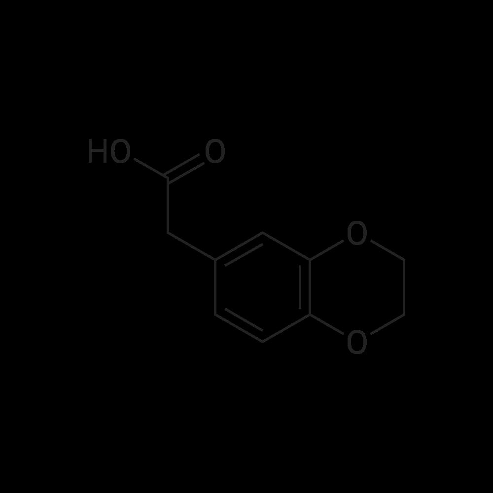 2-(2,3-Dihydrobenzo[b][1,4]dioxin-6-yl)acetic acid