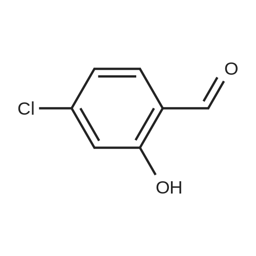 4-Chloro-2-hydroxybenzaldehyde