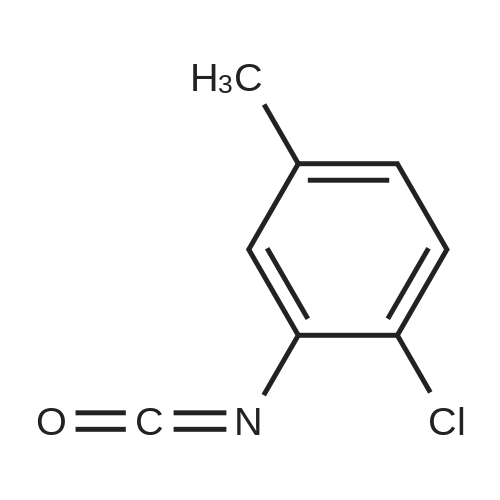 2-Chloro-5-methylphenyl isocyanate