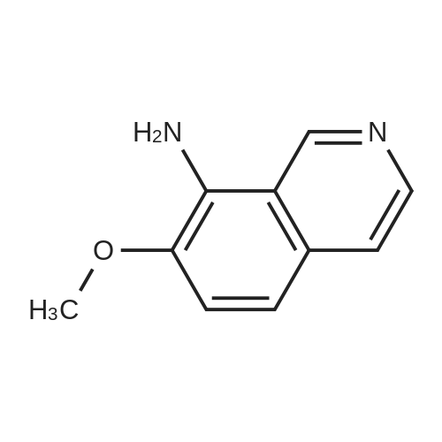 7-Methoxyisoquinolin-8-amine