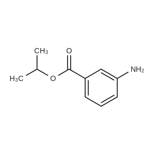 Isopropyl 3-aminobenzoate