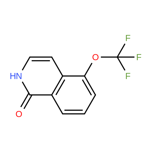 5-(Trifluoromethoxy)isoquinolin-1(2H)-one