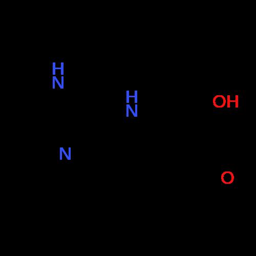 2-((4,5-Dihydro-1H-imidazol-2-yl)amino)propanoic acid