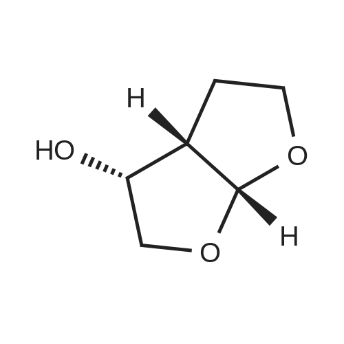 (3R,3aS,6aR)-Hexahydrofuro[2,3-b]furan-3-ol