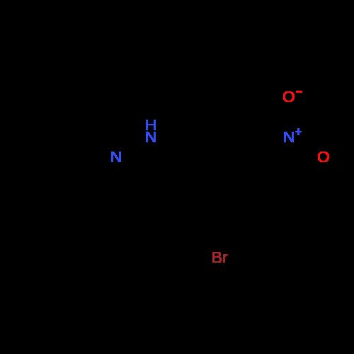 1-(3-Bromo-5-nitrophenyl)-2-(propan-2-ylidene)hydrazine