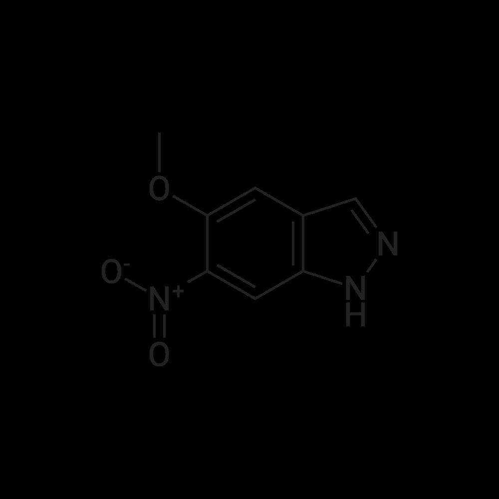 5-Methoxy-6-nitro-1H-indazole