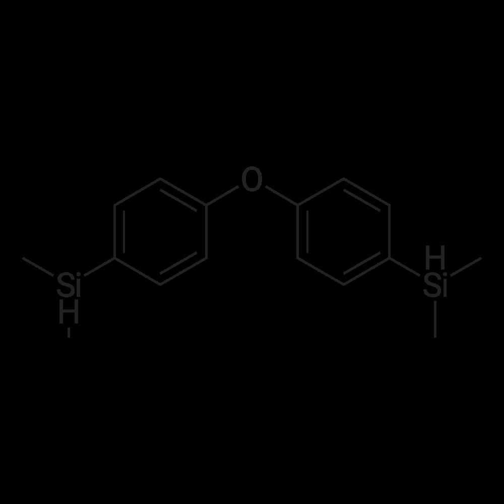 (Oxybis(4,1-phenylene))bis(dimethylsilane)