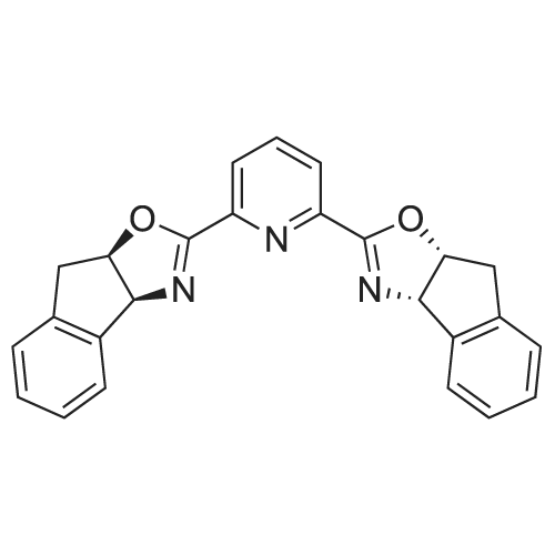 2,6-Bis((3aS,8aR)-8,8a-dihydro-3aH-indeno[1,2-d]oxazol-2-yl)pyridine
