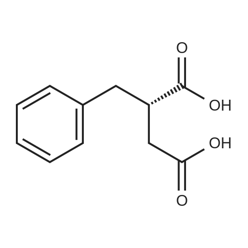 (S)-2-Benzylsuccinic acid