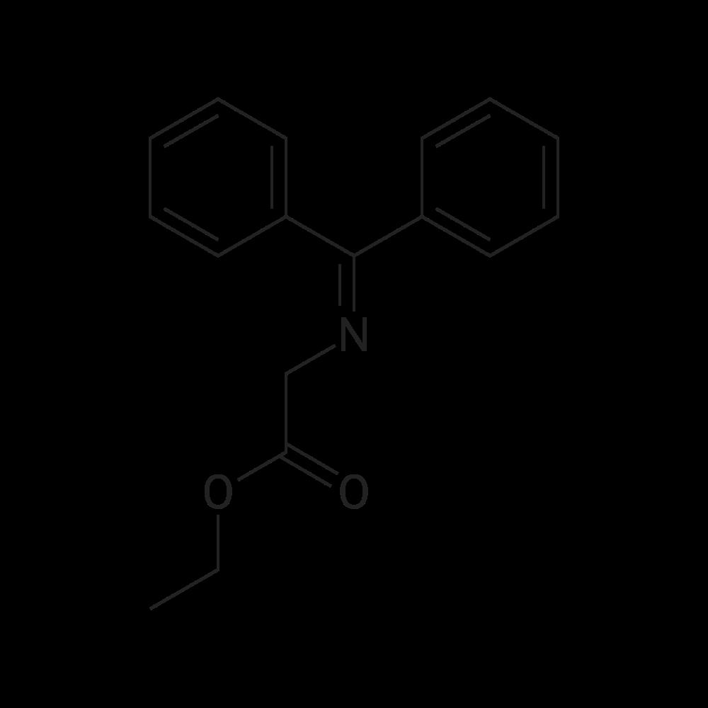 Ethyl 2-((diphenylmethylene)amino)acetate