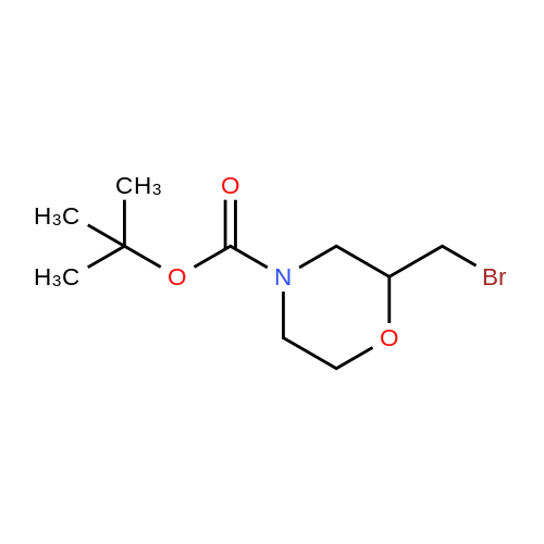 4-Boc-2-(bromomethyl)morpholine